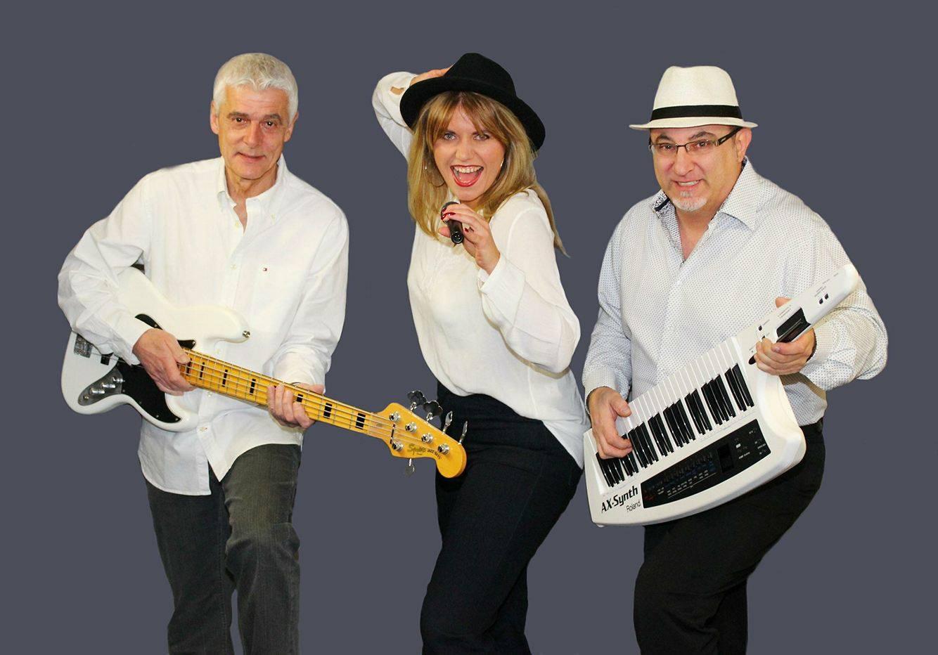 Trio Massimo Grande & Anna Estera